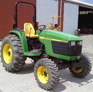 John Deere 4510 Tractor Cab, John Deere 4510 Cab Enclosure ...