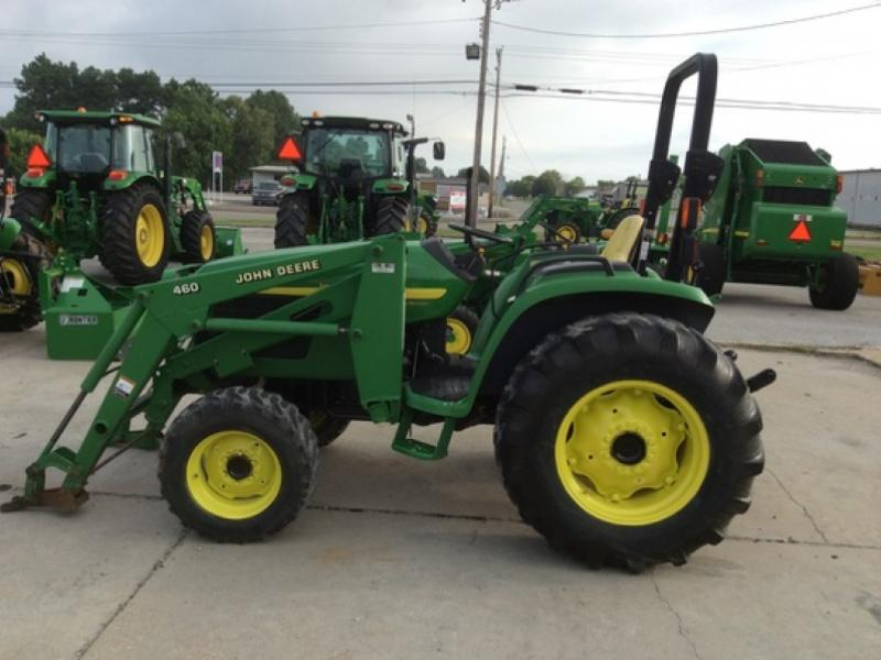 John Deere 4610 - Compact Utility Tractors   Used ...