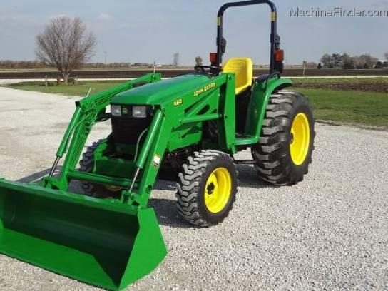 2003 John Deere 4710 Tractors - Compact (1-40hp.) - John ...