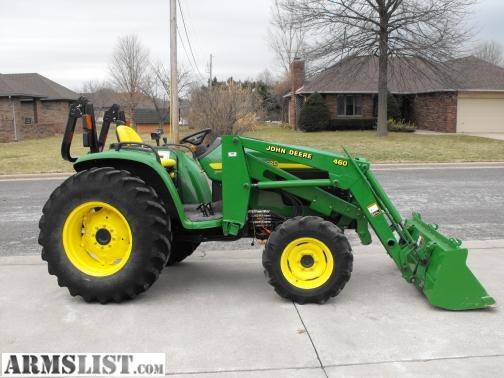 ARMSLIST - For Sale: 2003 John Deere 4710 Tractor