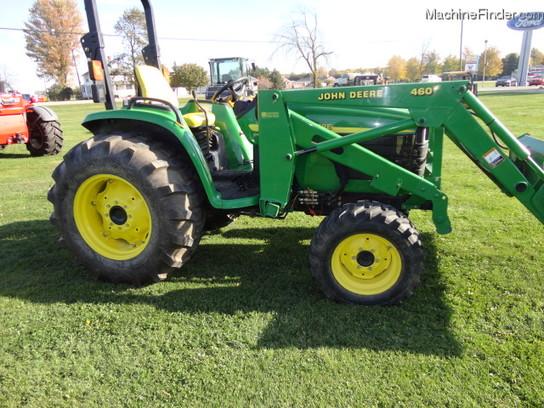 2004 John Deere 4710 Tractors - Compact (1-40hp.) - John ...
