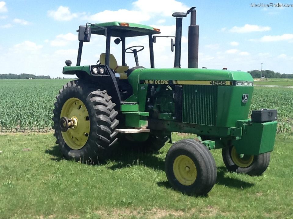 1989 John Deere 4255 Tractors - Row Crop (+100hp) - John ...