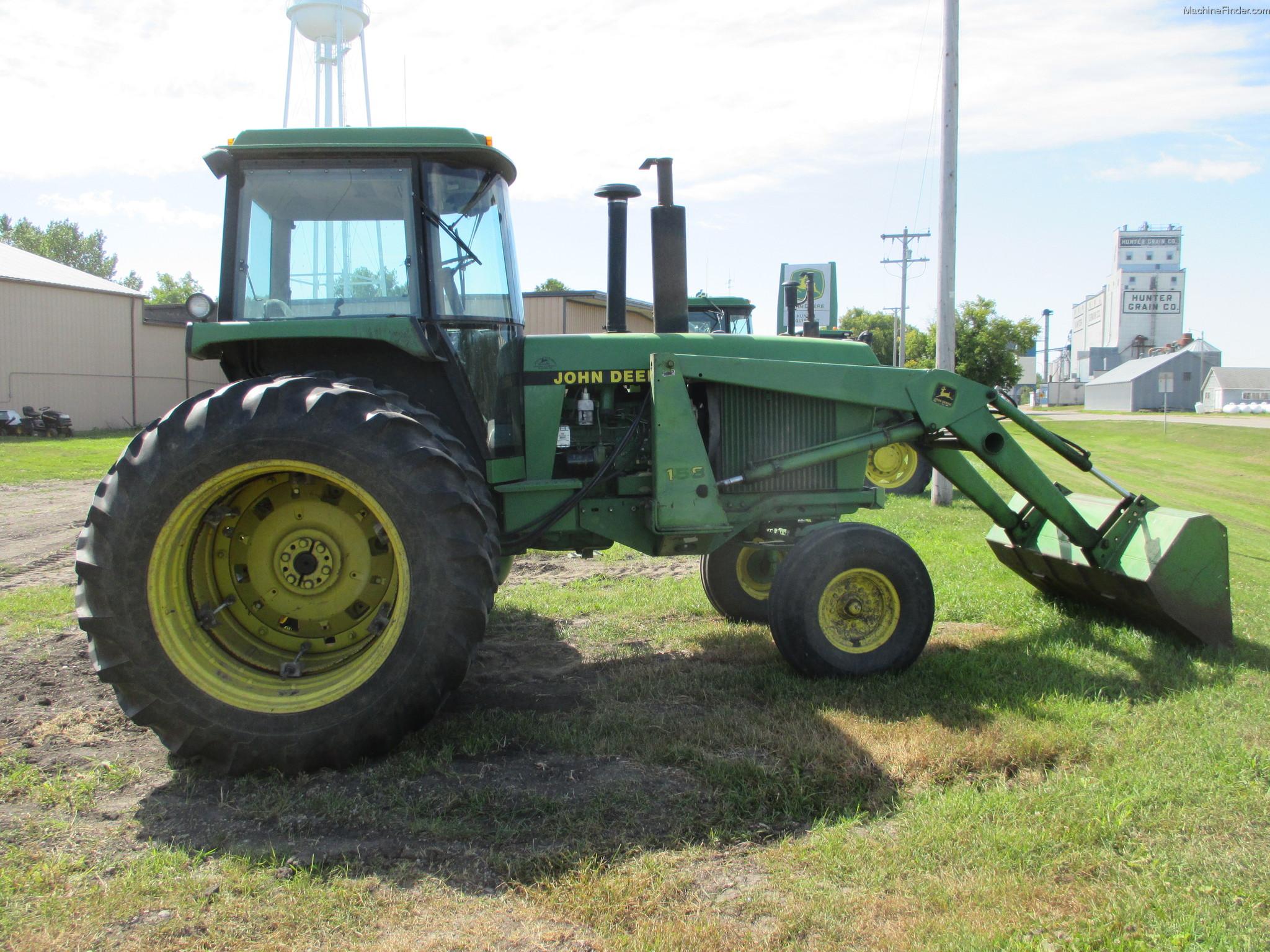 1991 John Deere 4255 Tractors - Row Crop (+100hp) - John ...