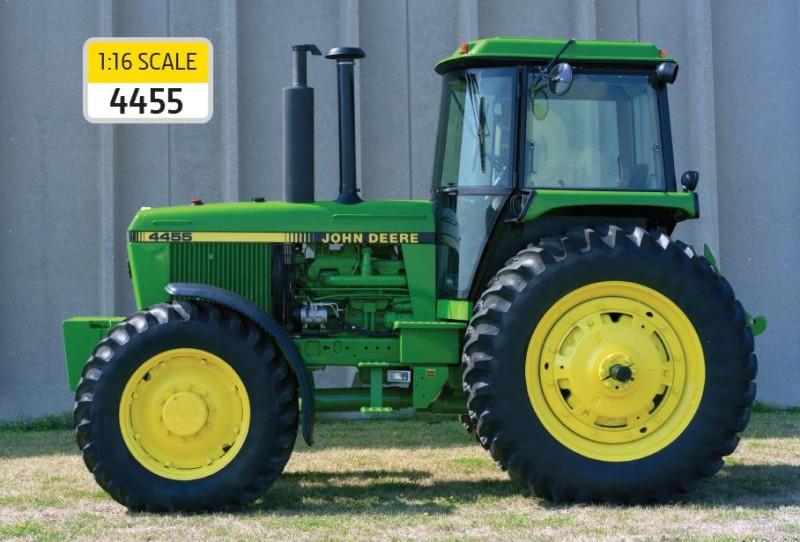 John Deere 4455 - farmmodeldatabase.com