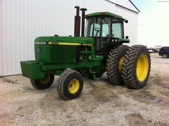 1990 John Deere 4555 Tractors - Row Crop (+100hp) - John ...
