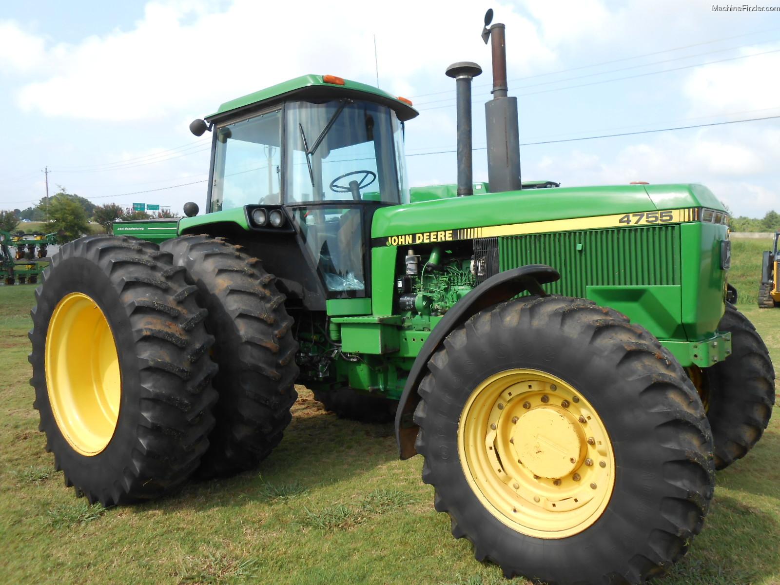1991 John Deere 4755 Tractors - Row Crop (+100hp) - John ...