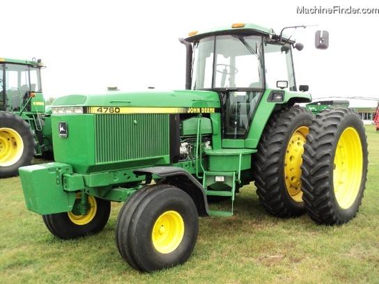 1994 John Deere 4760 Tractors - Row Crop (+100hp) - John ...