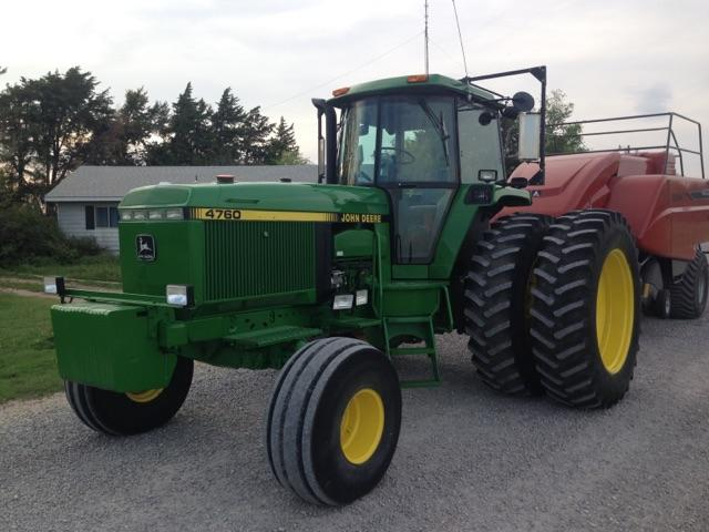 1992 John Deere 4760 Tractor - Nex-Tech Classifieds