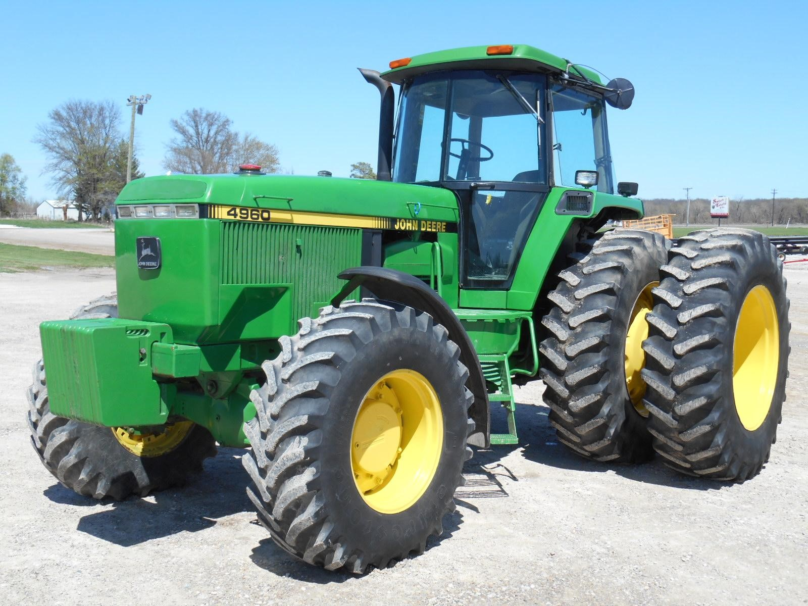 Wisconsin Ag Connection - JOHN DEERE 4960 Tractors for sale