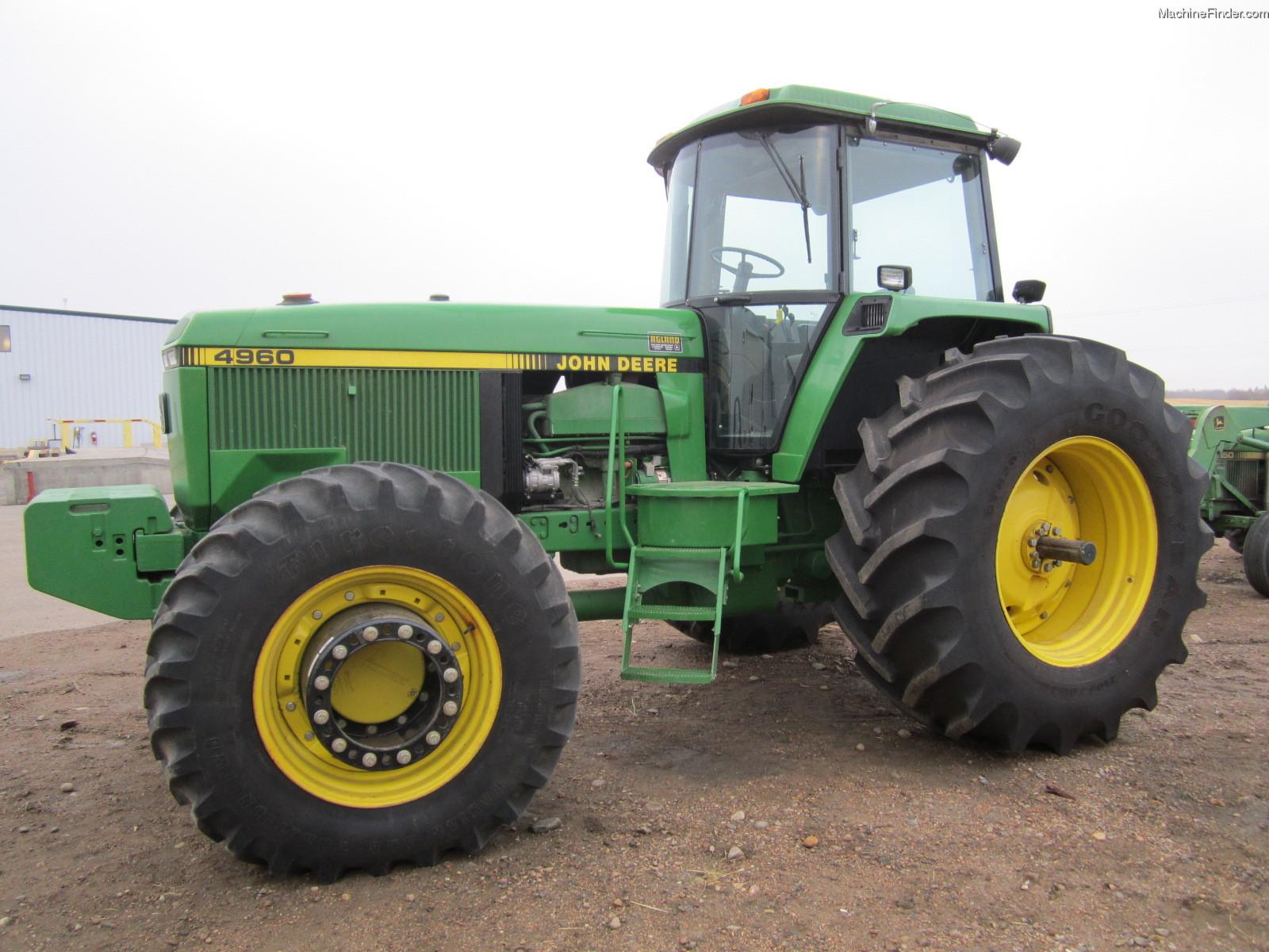 1994 John Deere 4960 Tractors - Row Crop (+100hp) - John ...
