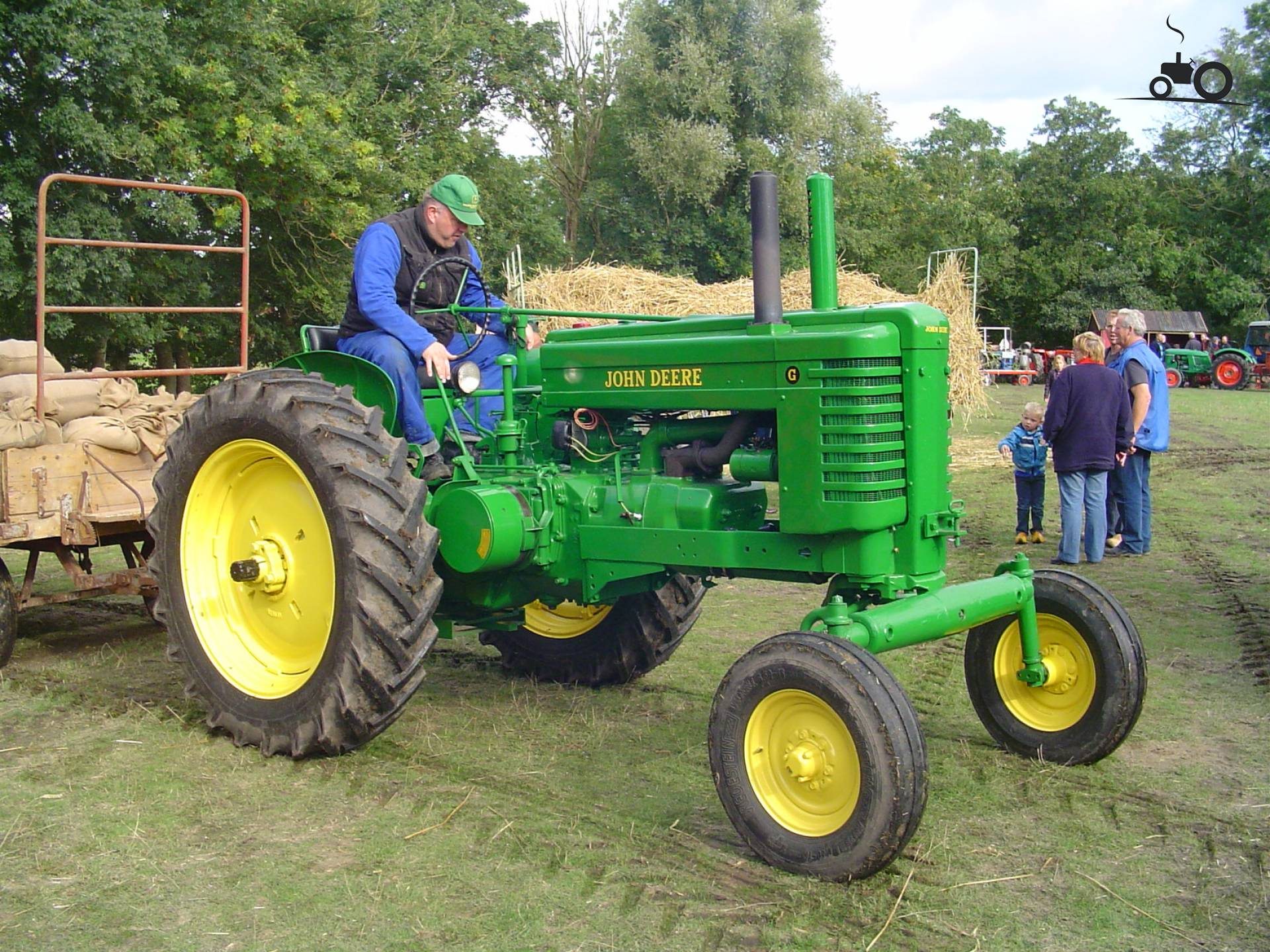 John Deere G Specs and data - Everything about the John ...