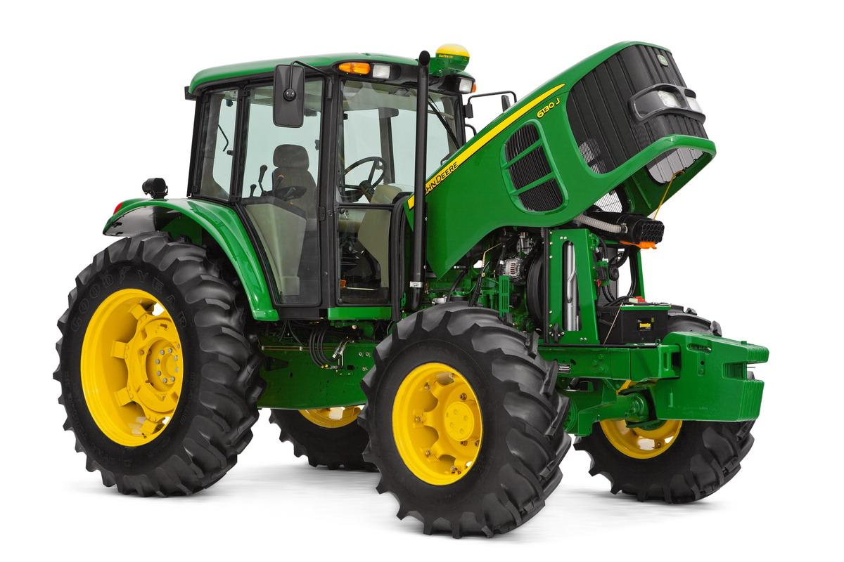 John Deere nacionalizará los tractores de la Serie 6J ...
