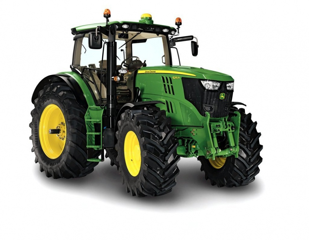 Britains John Deere Tractor / Machinery - Diecast Model ...