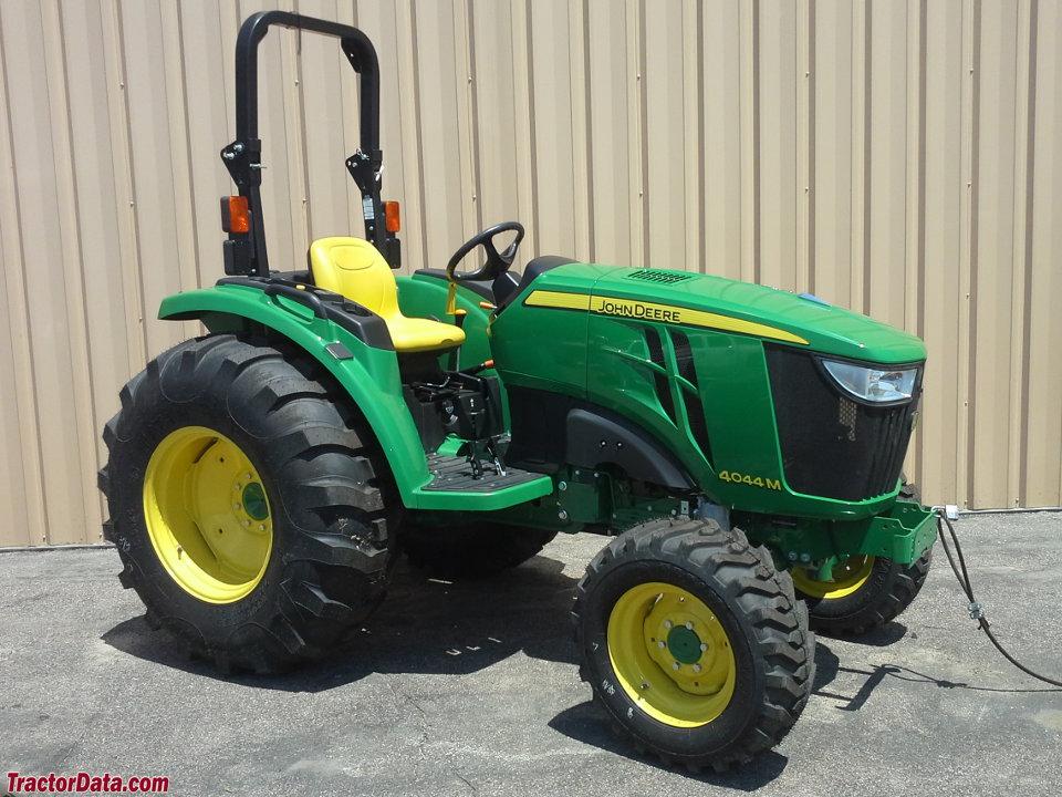 TractorData.com John Deere 4044M tractor photos information