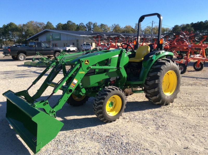 2014 John Deere 4044M Tractors for Sale | Fastline