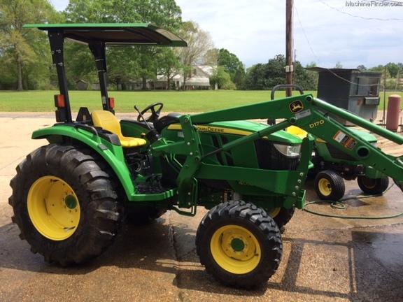 2014 John Deere 4052M - Compact Utility Tractors - Baton ...