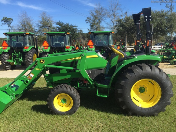 2015 John Deere 4052M - Compact Utility Tractors ...
