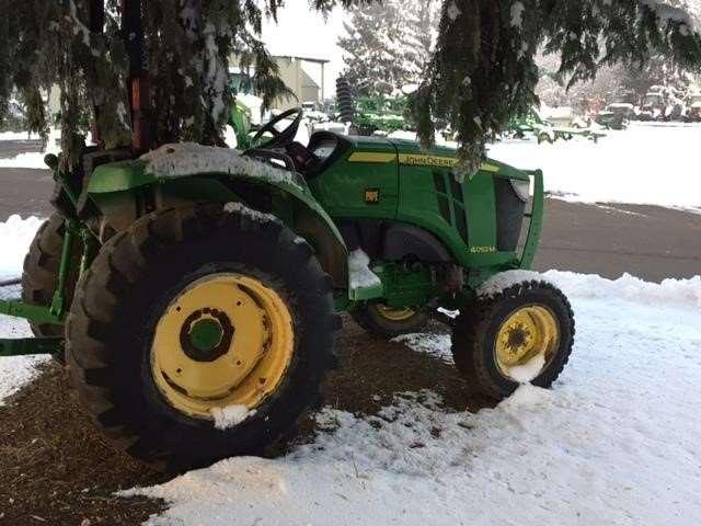 2014 John Deere 4052M Tractor For Sale, 4,811 Hours ...