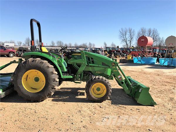 John Deere 4066M - Tractors, Price: £27,149, Year of ...