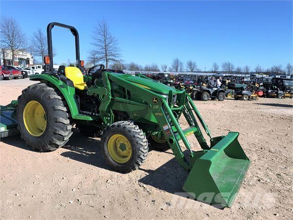 John Deere 4066M for sale Fayetteville, Arkansas Price ...