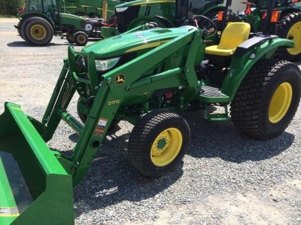2015 John Deere 4066M Tractor - Ashland, VA | Machinery Pete