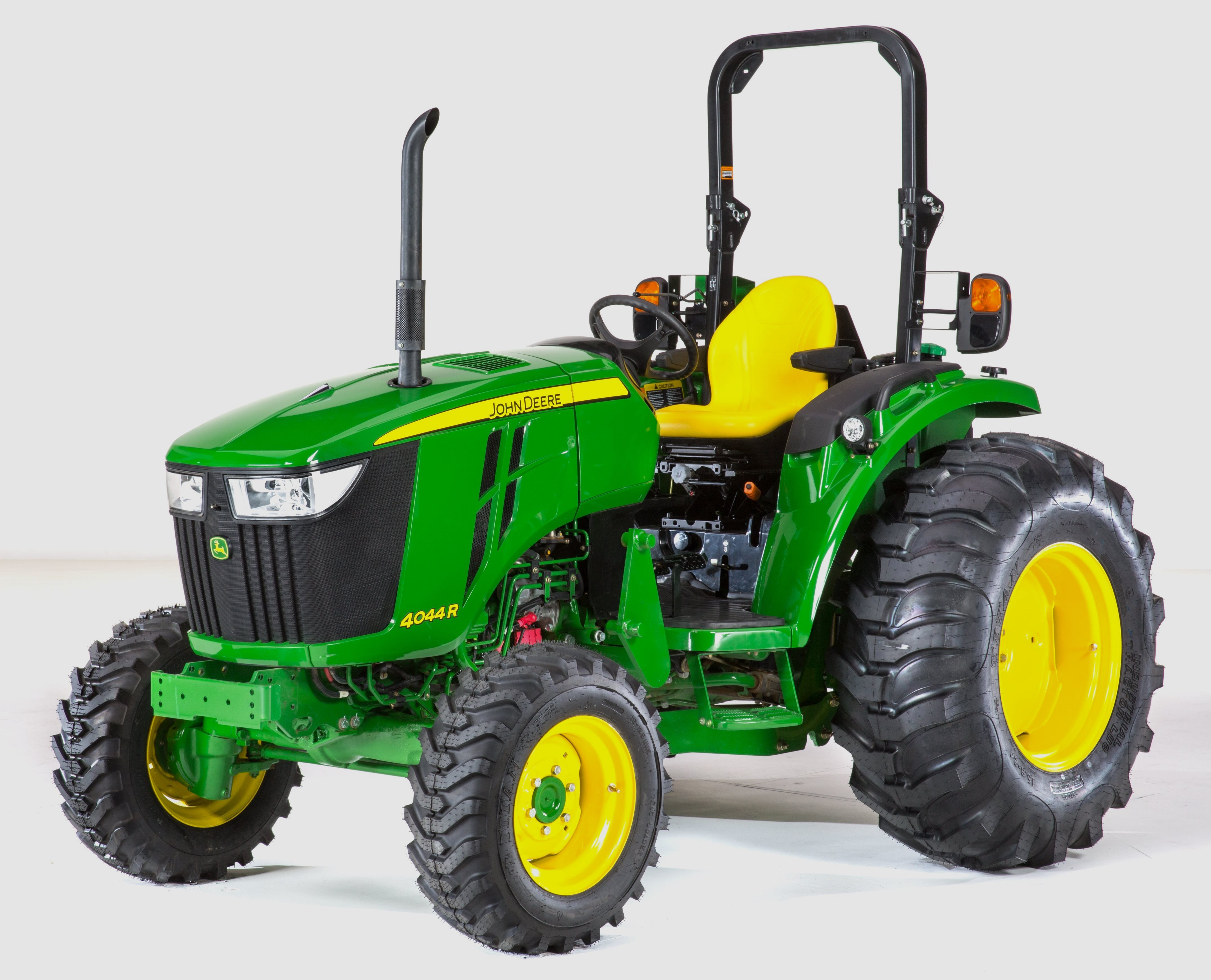 John Deere 4044R Tractor Specification