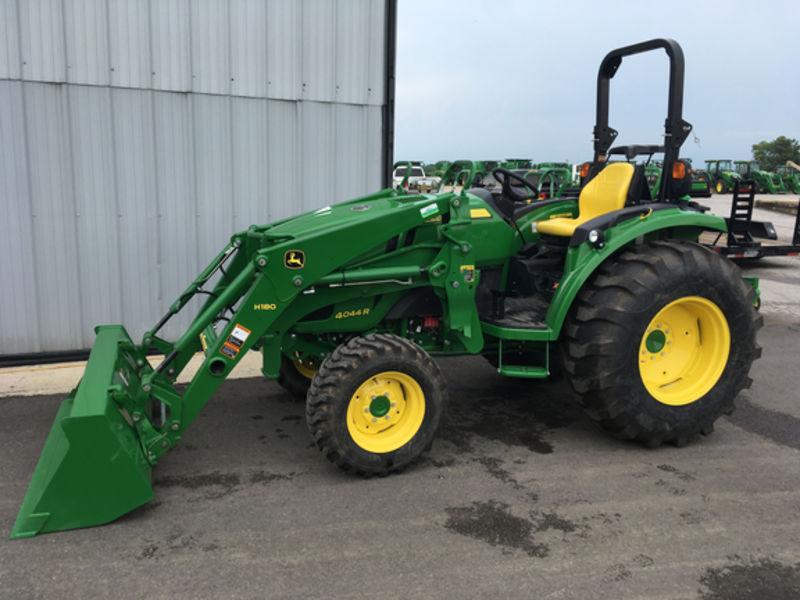 2015 John Deere 4044R Tractor #1LV4044RLFH210030 JD ...