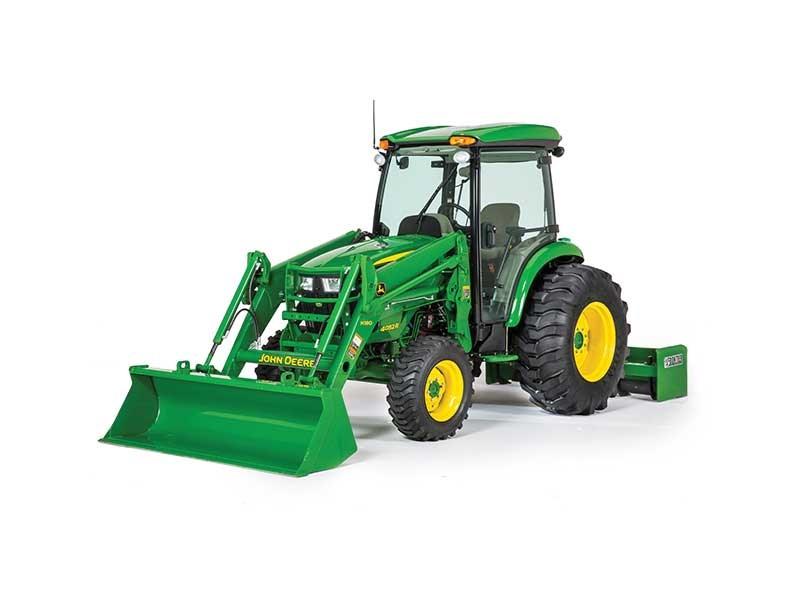 New JOHN DEERE 4066R Tractors for sale