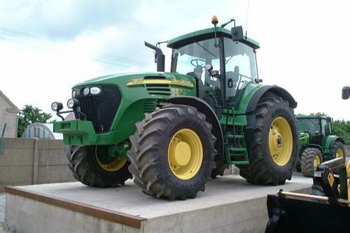 John Deere 7820 maszyny rolnicze używane | ciągniki ...