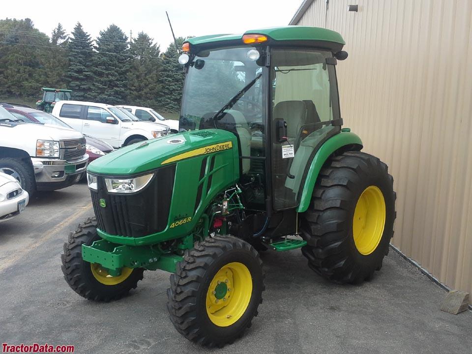 TractorData.com John Deere 4066R tractor photos information