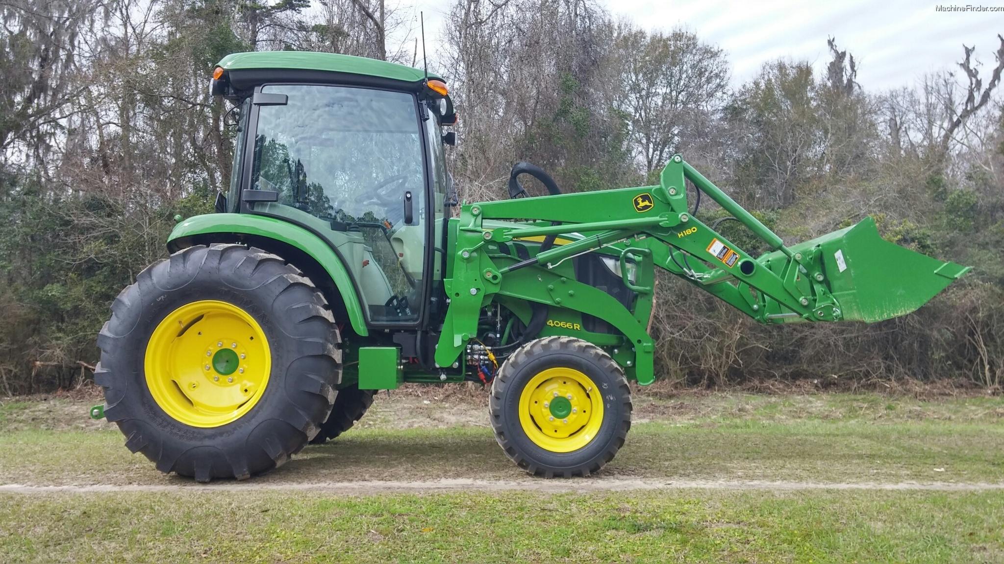 2014 John Deere 4066R Tractors - Compact (1-40hp.) - John ...