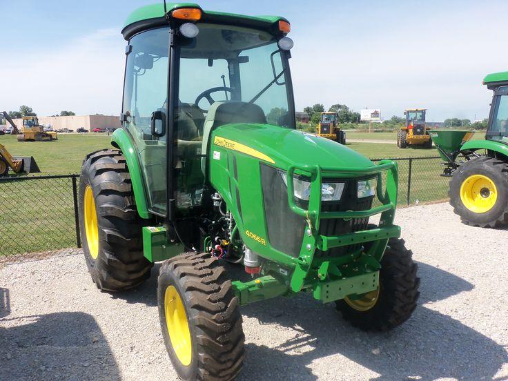 New John Deere 4066R cab tractor | John Deere equipment ...