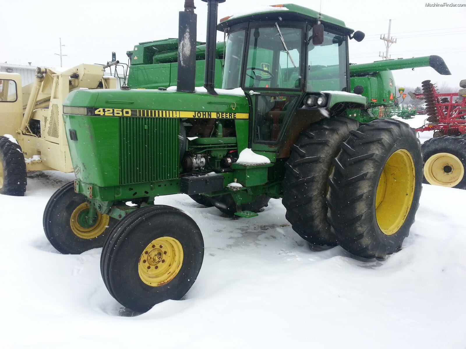 1983 John Deere 4250 Tractors - Row Crop (+100hp) - John ...