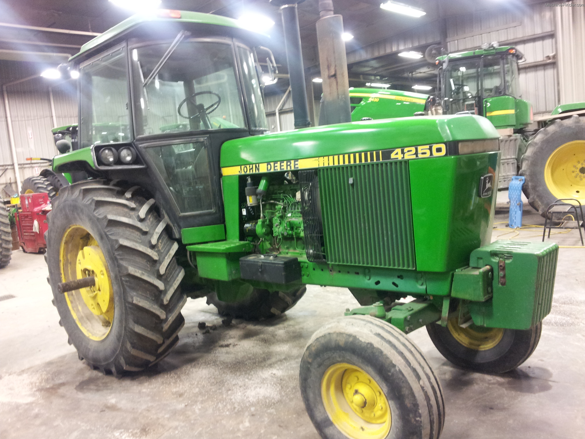 1988 John Deere 4250 Tractors - Row Crop (+100hp) - John ...