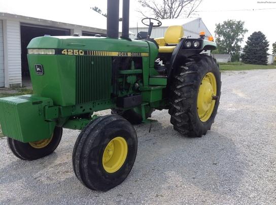 1987 John Deere 4250 Tractors - Row Crop (+100hp) - John ...