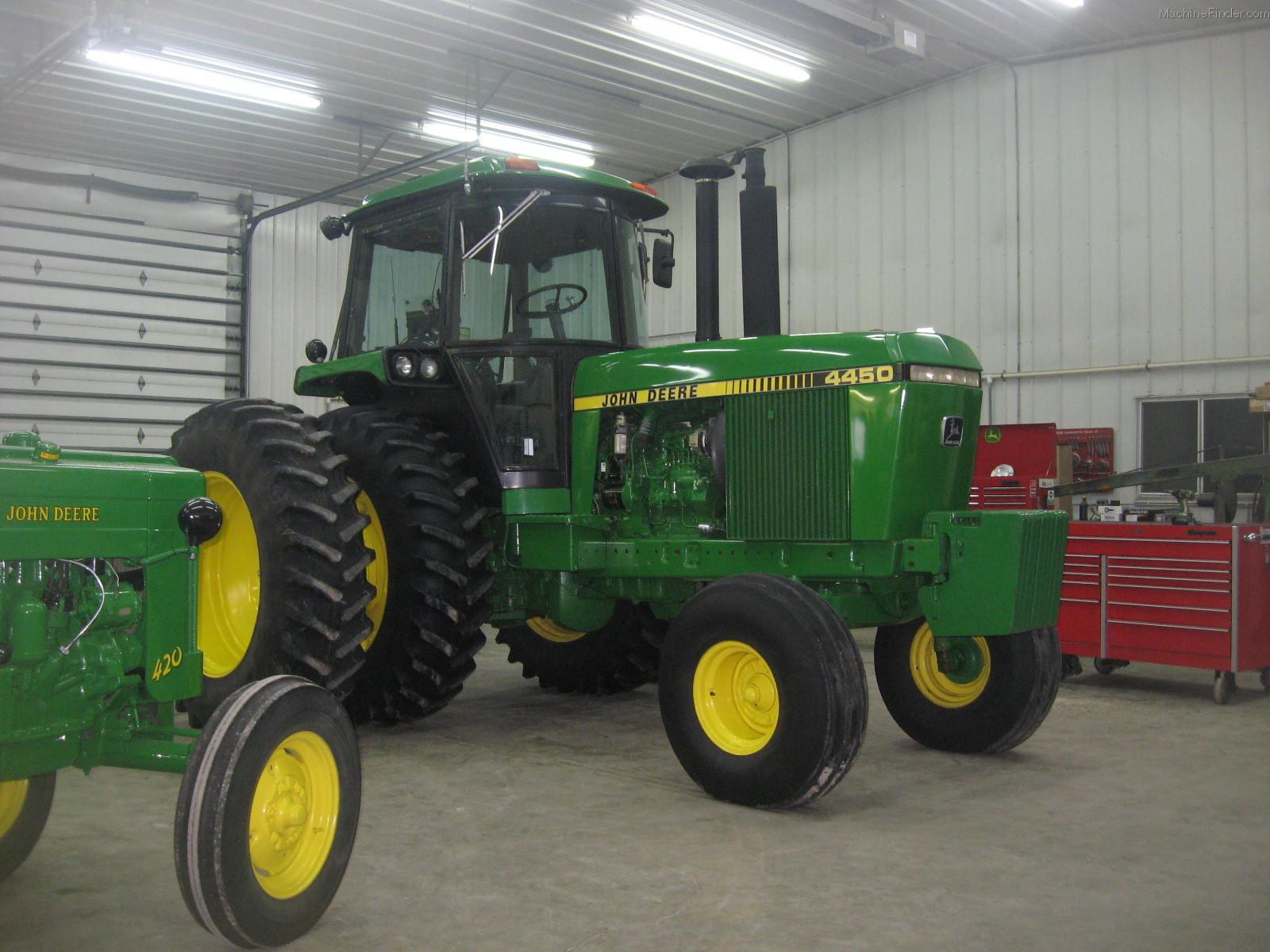 1983 John Deere 4450 Tractors - Row Crop (+100hp) - John ...
