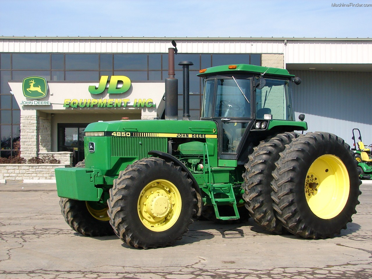 1986 John Deere 4850 Tractors - Row Crop (+100hp) - John ...