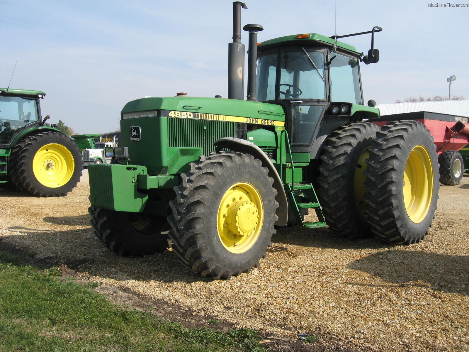 1983 John Deere 4850 Tractors - Row Crop (+100hp) - John ...