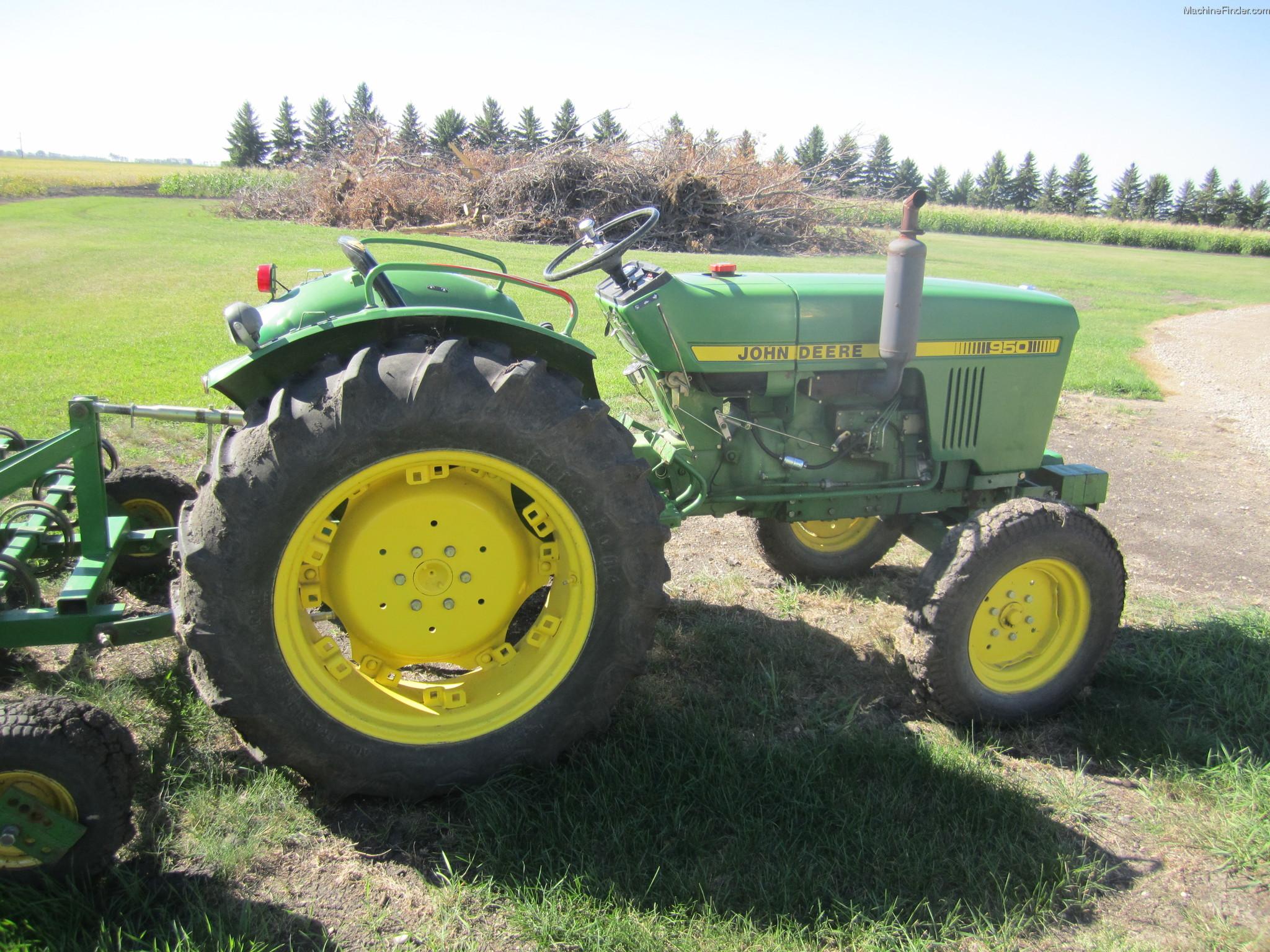 1979 John Deere 950 Tractors - Compact (1-40hp.) - John ...