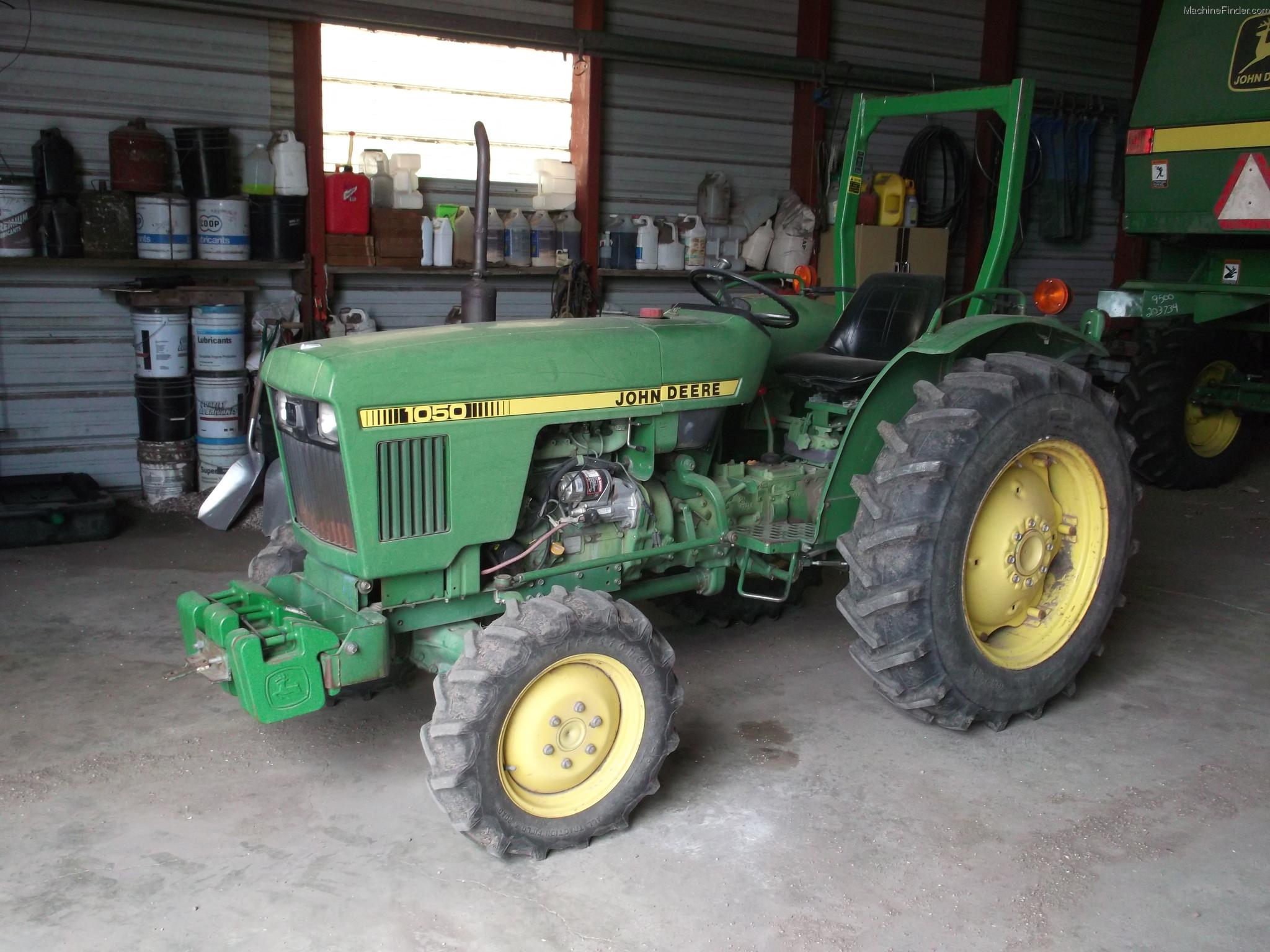 1986 John Deere 1050 Tractors - Compact (1-40hp.) - John ...