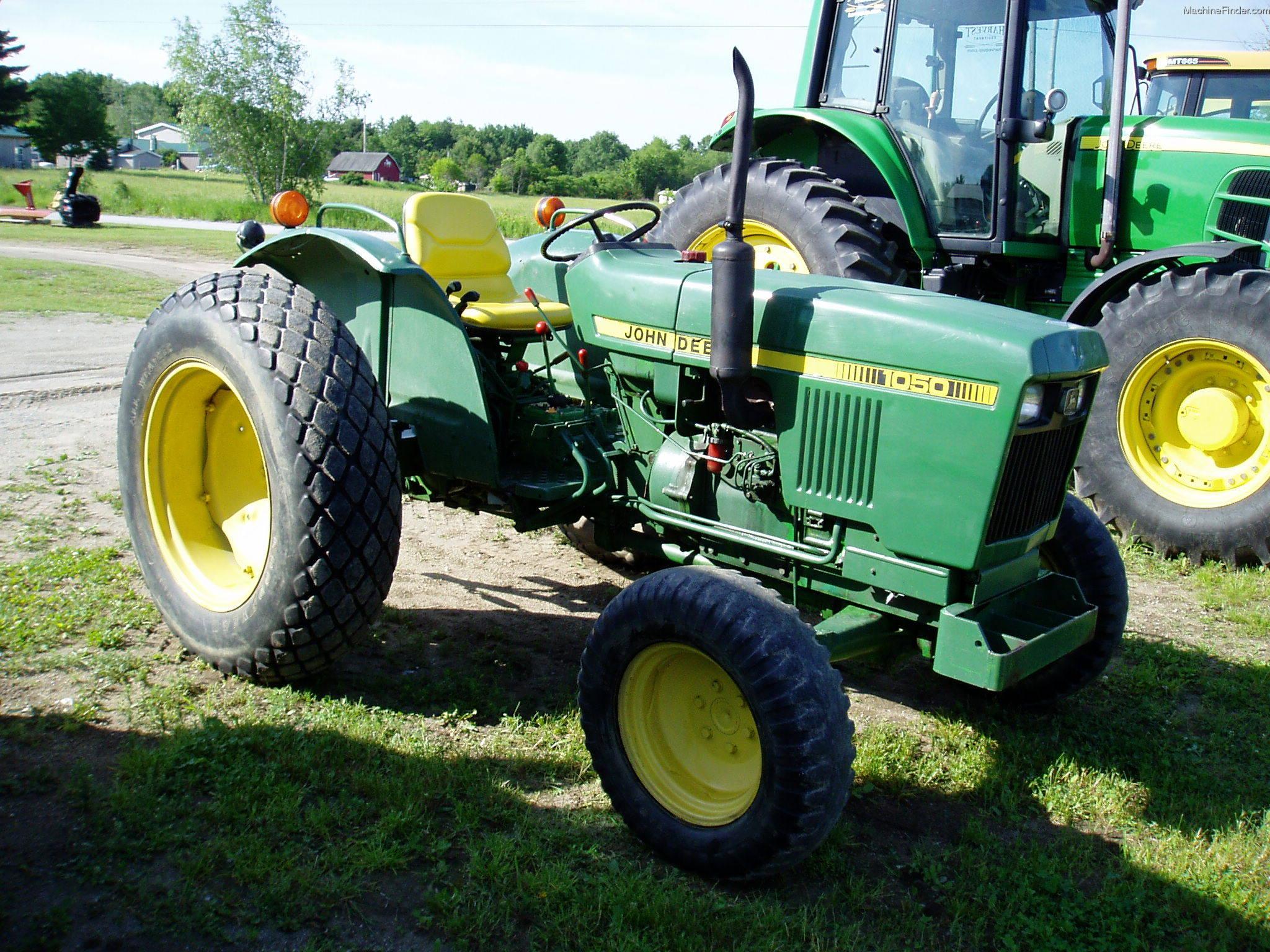 John Deere 1050 Tractors - Compact (1-40hp.) - John Deere ...