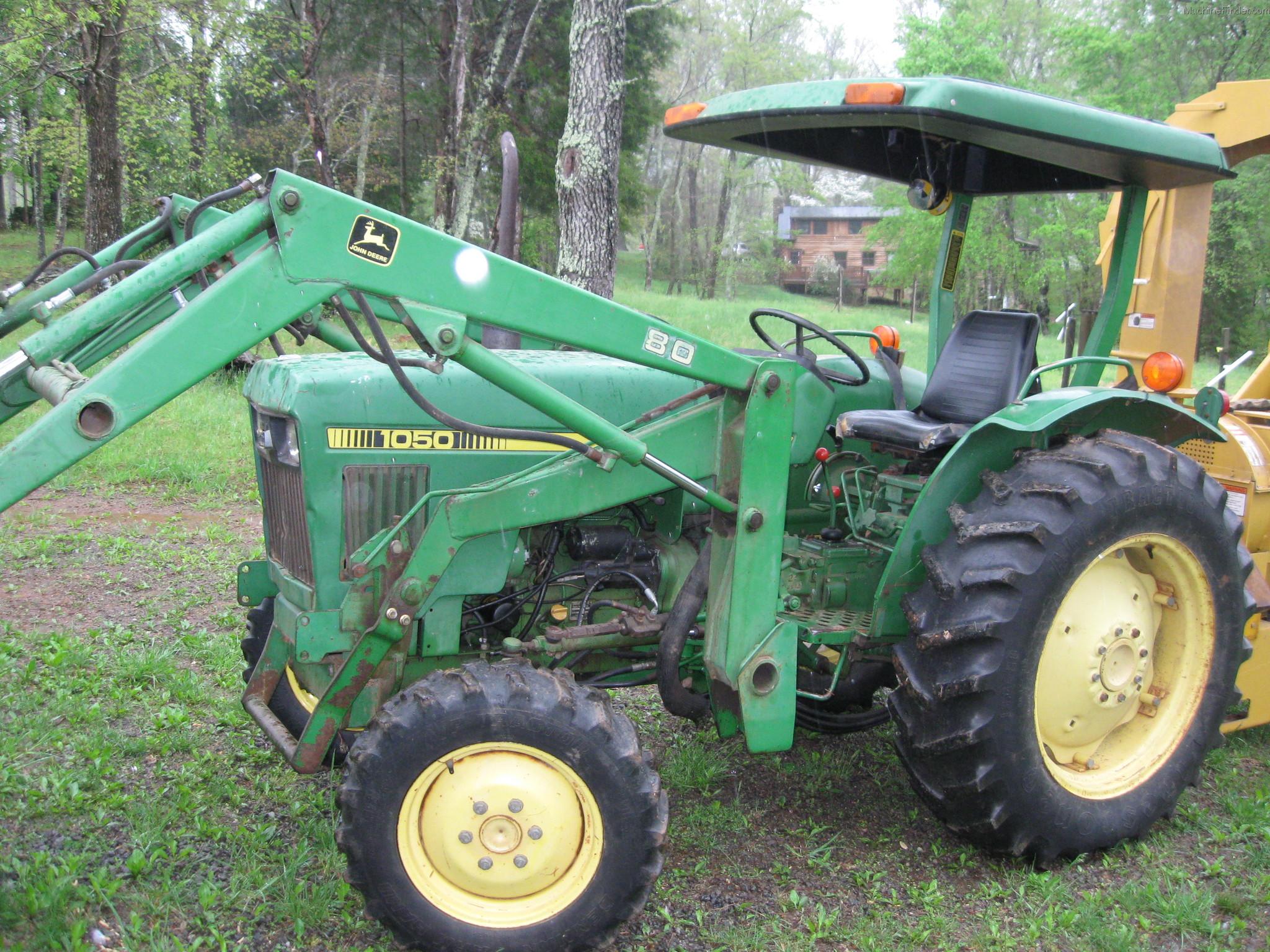 1988 John Deere 1050 Tractors - Compact (1-40hp.) - John ...