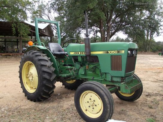 1987 John Deere 1050 Tractors - Utility (40-100hp) - John ...