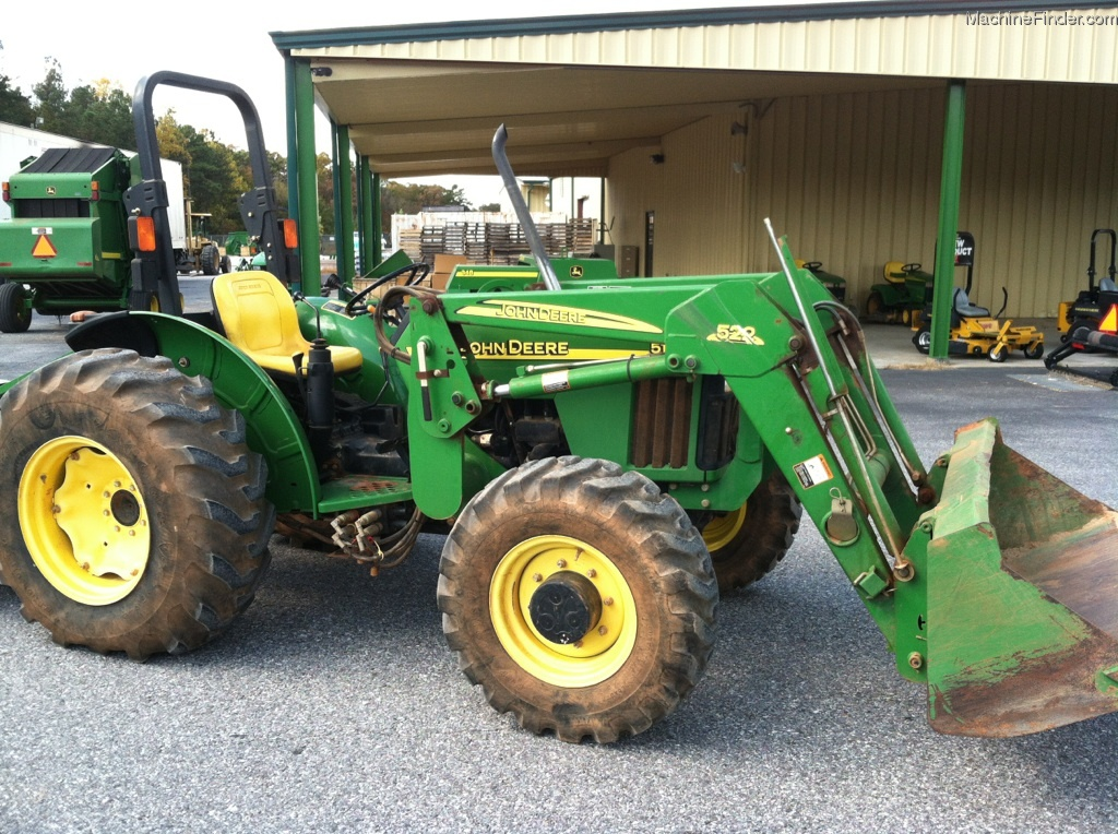 2006 John Deere 5105 Tractors - Utility (40-100hp) - John ...