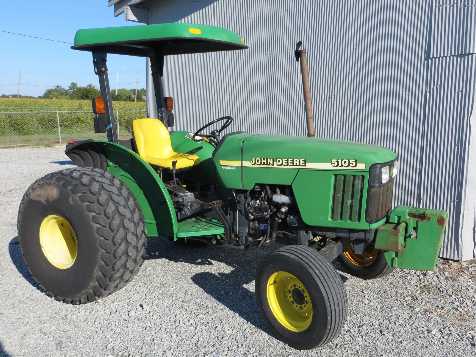 1998 John Deere 5105 Tractors - Utility (40-100hp) - John ...