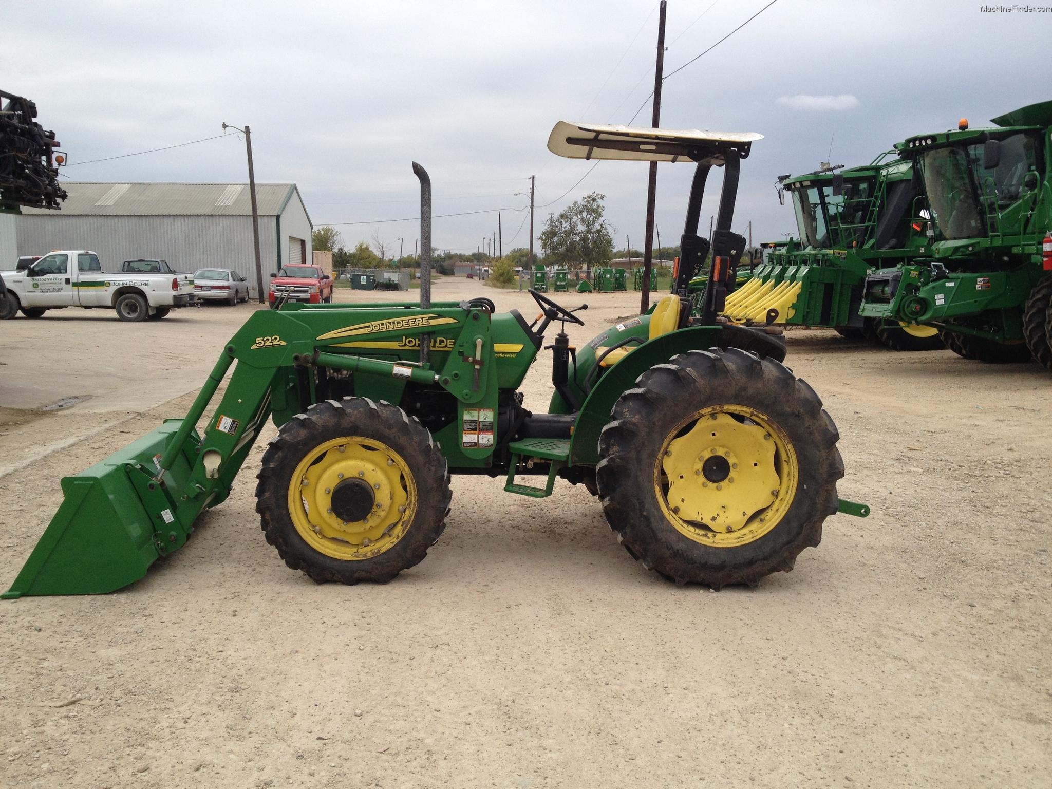 2005 John Deere 5105 Tractors - Utility (40-100hp) - John ...