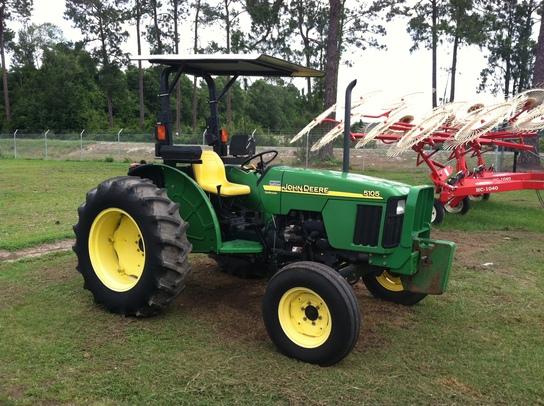 2004 John Deere 5105 Tractors - Utility (40-100hp) - John ...
