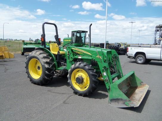 2005 John Deere 5205 Tractors - Utility (40-100hp) - John ...