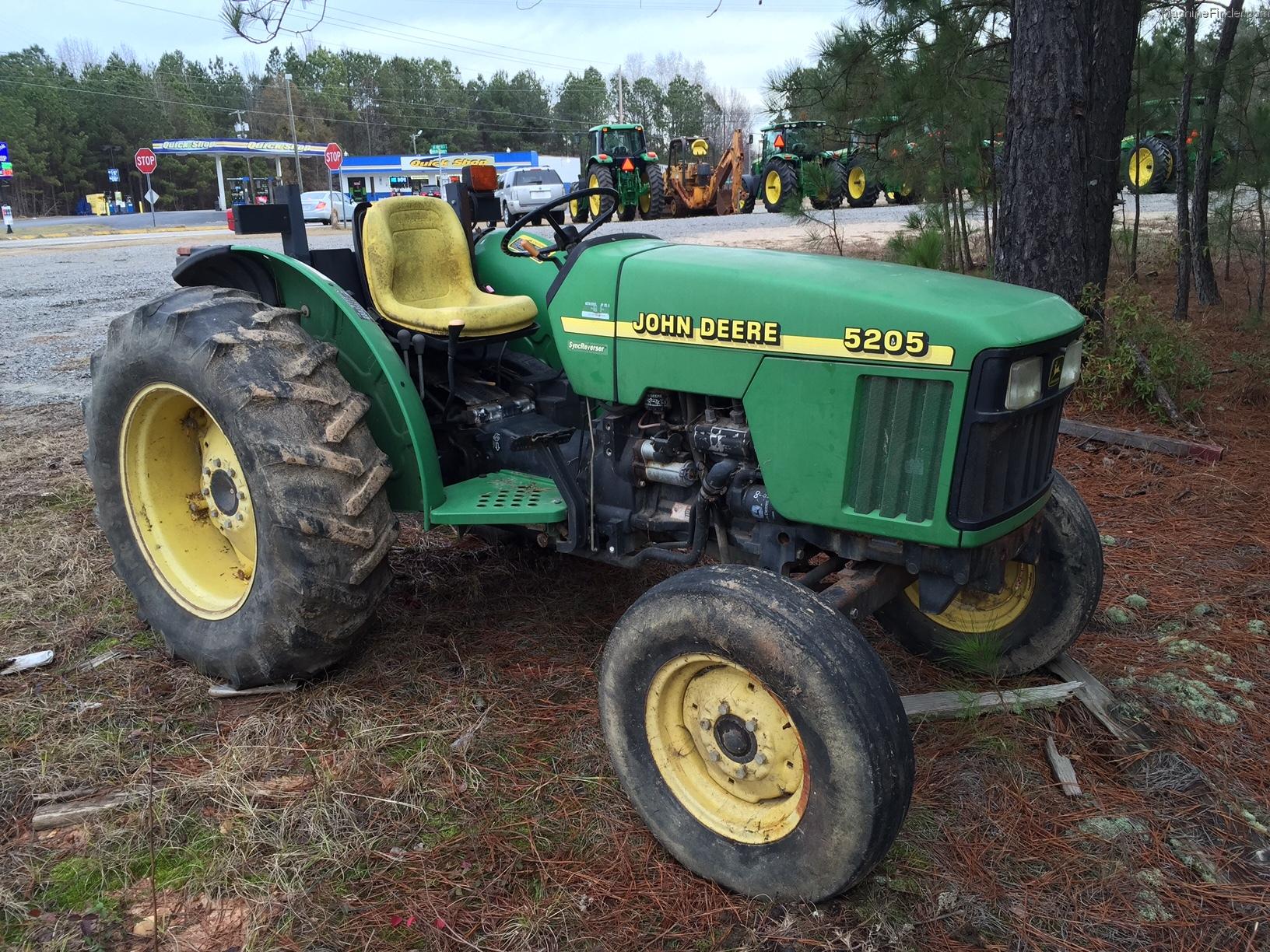2000 John Deere 5205 Tractors - Utility (40-100hp) - John ...