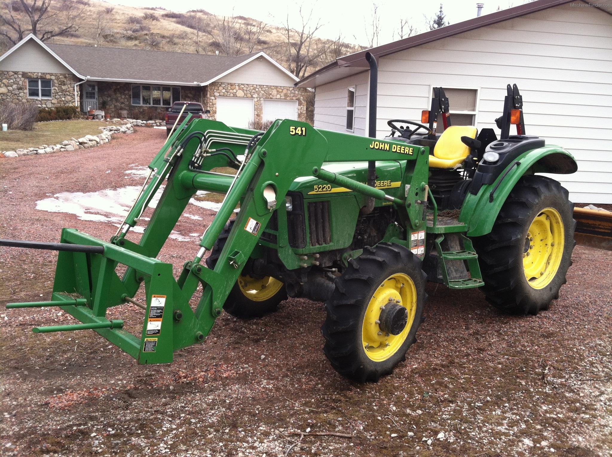 2004 John Deere 5220 Tractors - Utility (40-100hp) - John ...